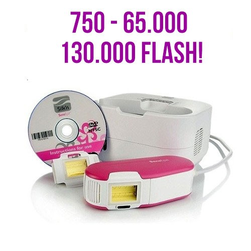 Epilatore a Luce Pulsata SensEpil by Silk'n - 750 / 130000 spot