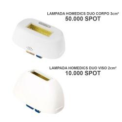 Lampade di ricambio Homedics duo HH150/HH140