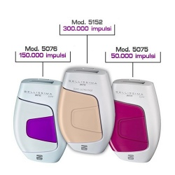Epilatore a luce pulsata Imetec Zero 50.000 spot (Silk'n Glide)
